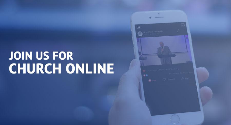 McKinney Church Online Service