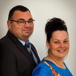 UPCI Missionaries To Africa Patrick and Jean Groves Michael and Danan Benson